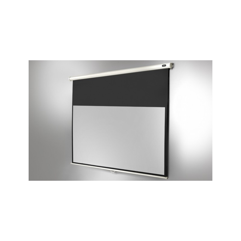 Manual Economy 180 x 102 cm ceiling projection screen - image 11633