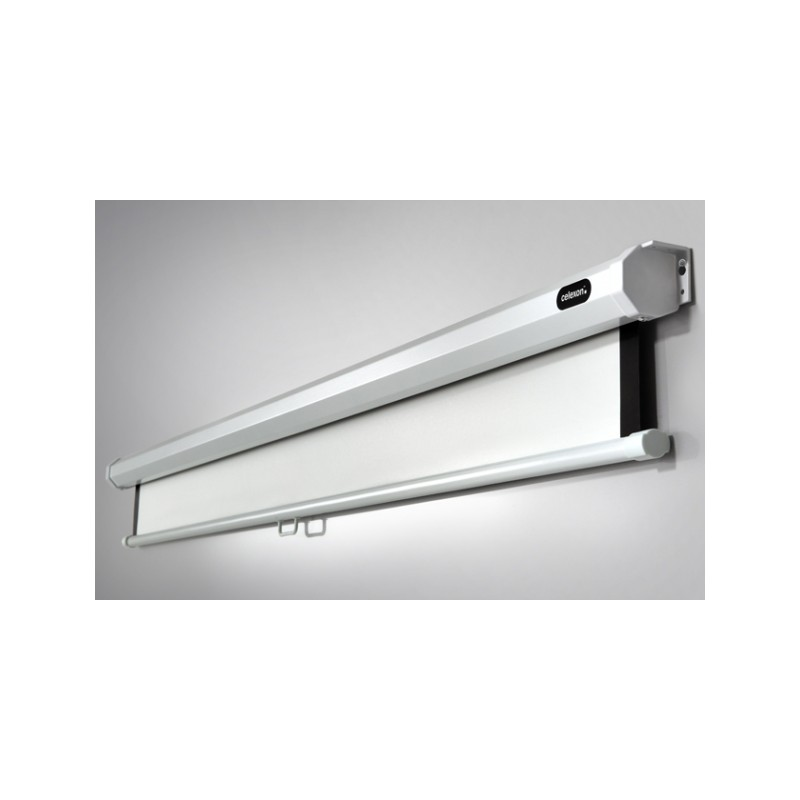 Manual Economy 280 x 280 cm ceiling projection screen - image 11656