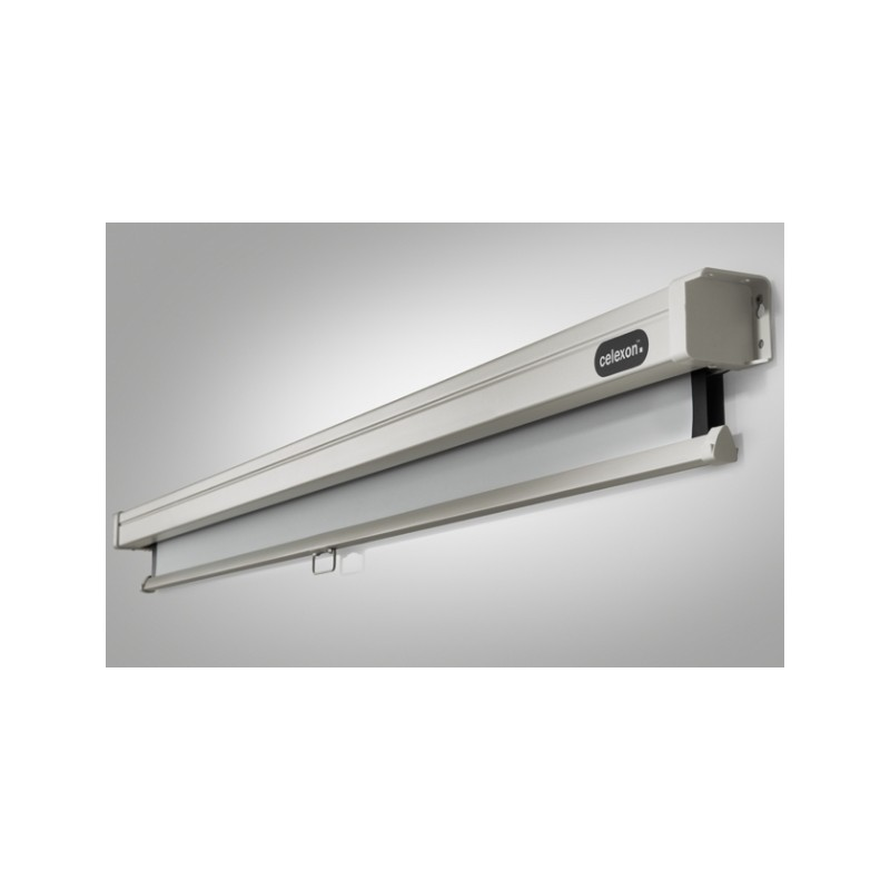 Manual PRO 160 x 160 cm ceiling projection screen