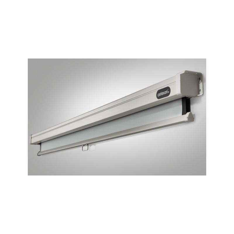 Schermo di proiezione a soffitto di manuale PRO 160 x 160 cm