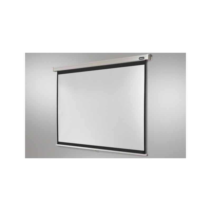 Pantalla de proyección de techo de 280 x 210 cm manual de PRO - image 11701