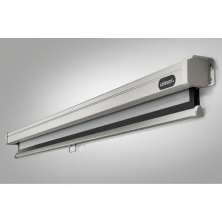 Schermo di proiezione a soffitto di manuale PRO 300 x 169 cm