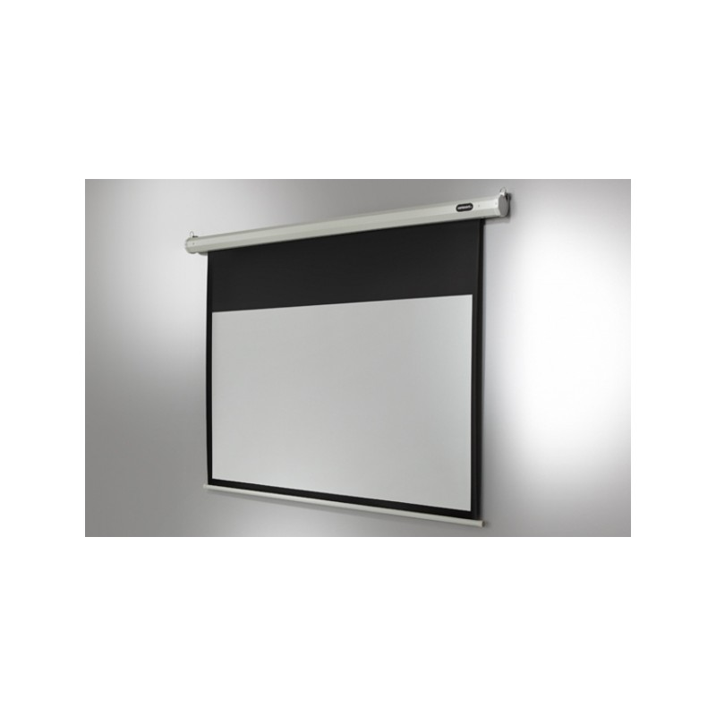 Economy-motorised 300 x 169 cm ceiling projection screen - image 11777