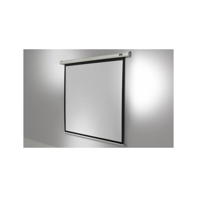 A soffitto motorizzato schermo di proiezione di economia 300 x 300 cm - image 11783