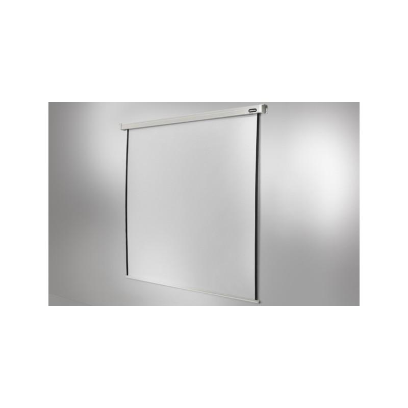 Decke motorisierte Projektionsleinwand 220 x 220 cm - image 11822
