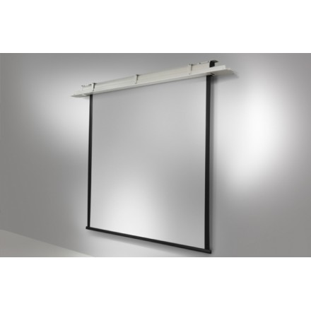 Built-in screen on the ceiling ceiling Expert motorized 160 x 160 cm