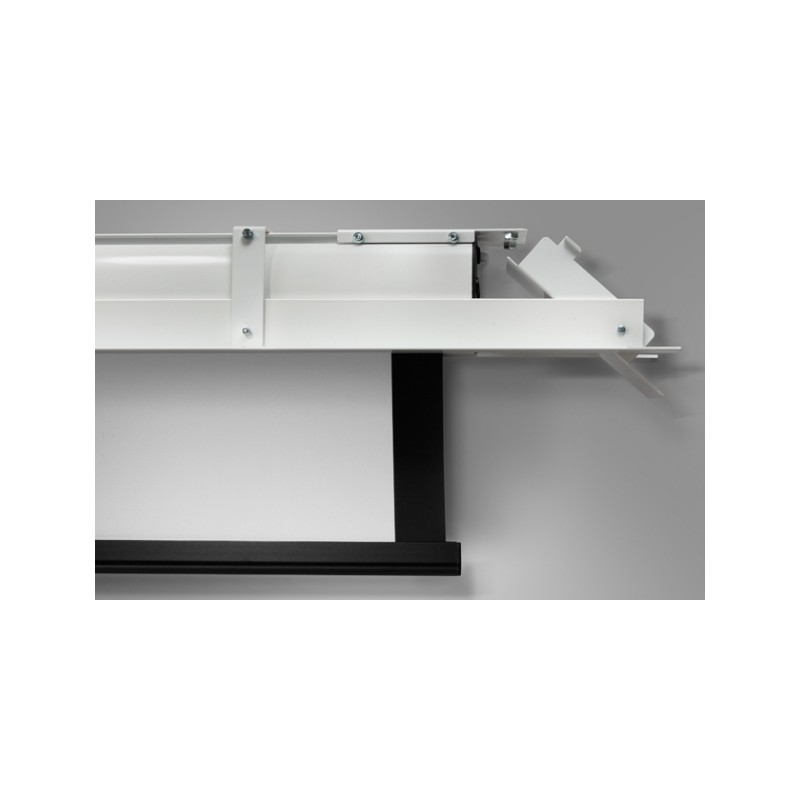 Built-in screen on the ceiling ceiling Expert motorized 160 x 160 cm - image 11908