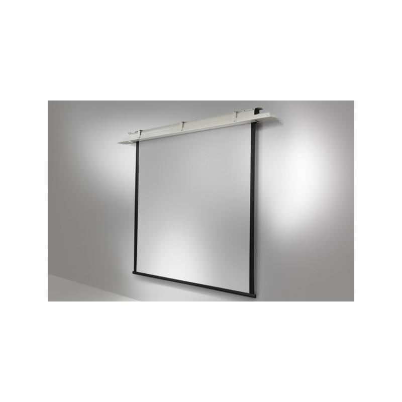ecran encastrable au plafond celexon expert motoris 200 x 200 cm. Black Bedroom Furniture Sets. Home Design Ideas