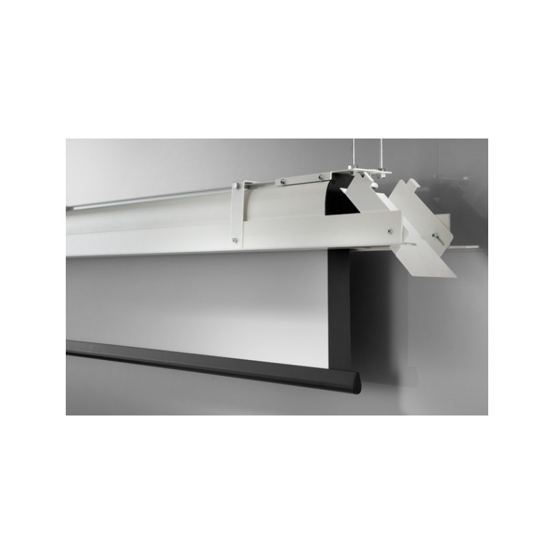 Built-in screen on the ceiling ceiling Expert motorized 200 x 200 cm - image 11937