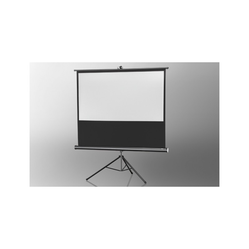 Projection screen on foot ceiling Economy 184 x 104 cm - image 12036