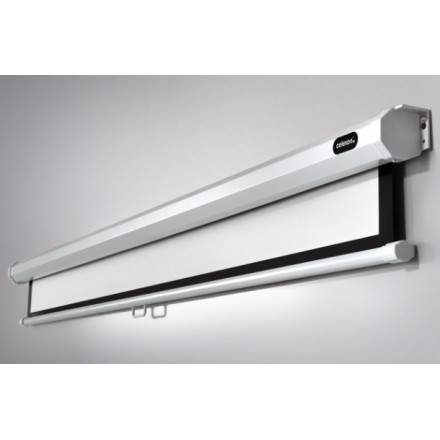 Manual Economy 220 x 165 ceiling projection screen