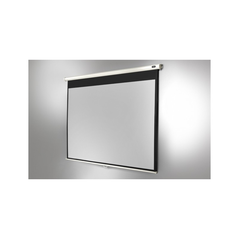 Manual Economy 220 x 165 ceiling projection screen - image 12160