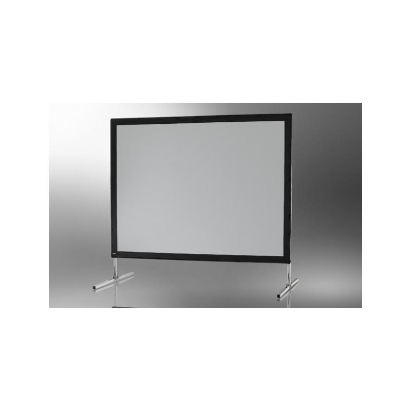 Ecran de projection sur cadre celexon Mobil Expert 203 x 152 cm, projection de face