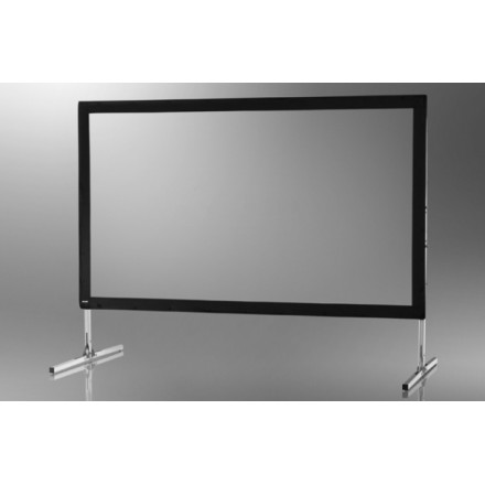 Projection screen on frame ceiling 'Mobile Expert' 305 x 172 cm, projection from the front