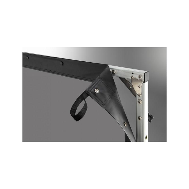 Schermo di proiezione sul soffitto 'Mobile Expert' 244 x 137 cm, proiezione di l, posteriore telaio - image 12286