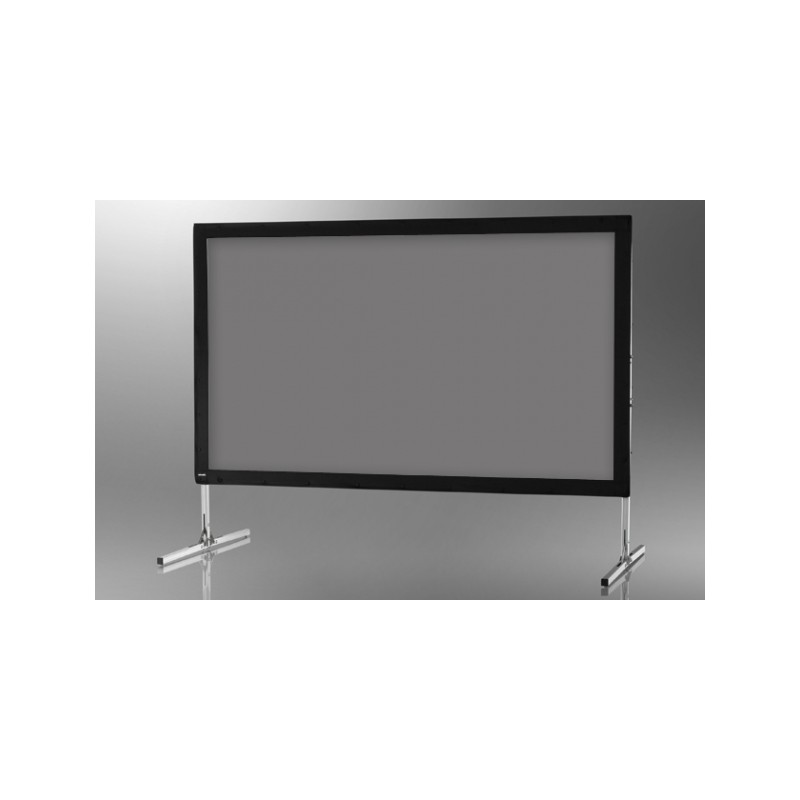 Projection screen on frame ceiling 'Mobile Expert' 305 x 172 cm, projection by l, rear - image 12290