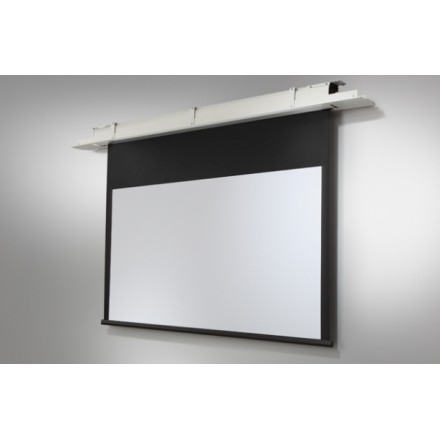 Built-in screen on the ceiling ceiling Expert motoris 180 x 112 cm - Format 16:10
