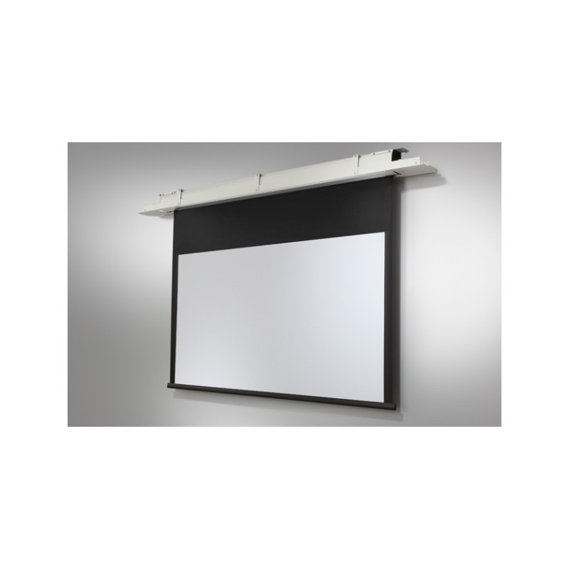 Built-in screen on the ceiling ceiling Expert motoris 220 x 137 cm - Format 16:10