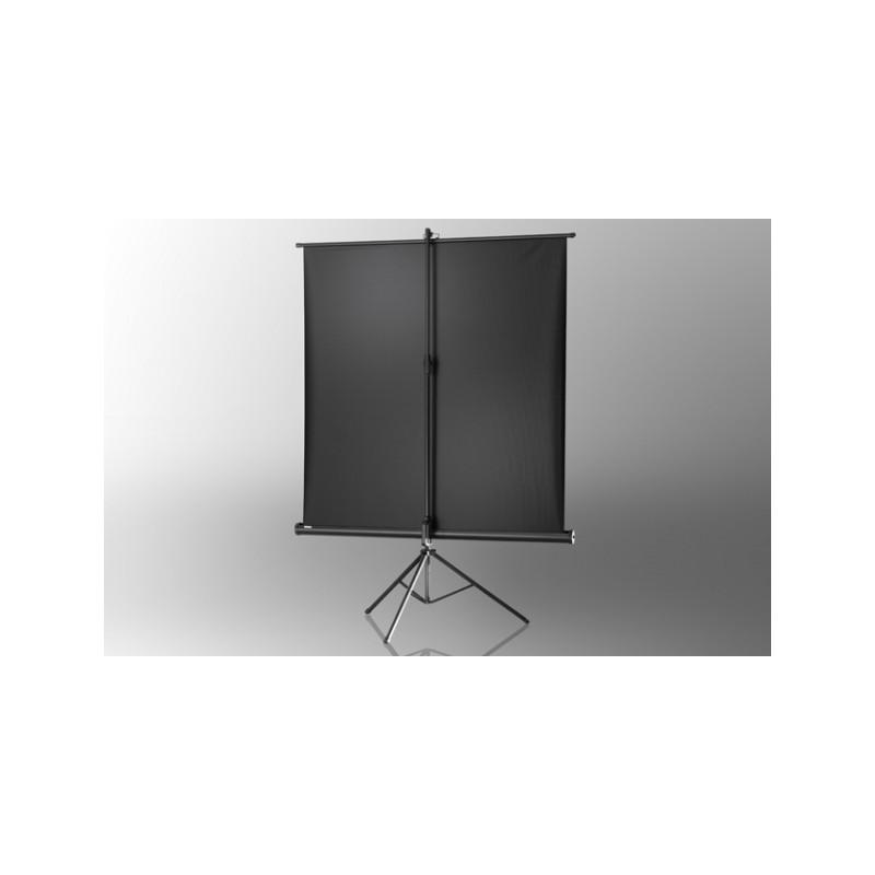 Pantalla de proyección a pie techo economía 133 x 75 cm - image 12355