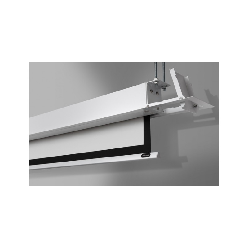 Built-in screen on the ceiling ceiling motorised PRO 200 x 200 cm - image 12433