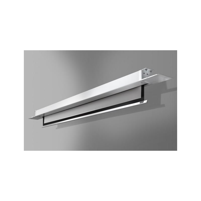 ecran encastrable au plafond celexon motoris pro 220 x 124 cm. Black Bedroom Furniture Sets. Home Design Ideas
