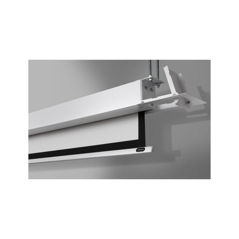 Ecran encastrable au plafond celexon motoris pro 240 x 150 cm - Ecran de projection encastrable plafond ...