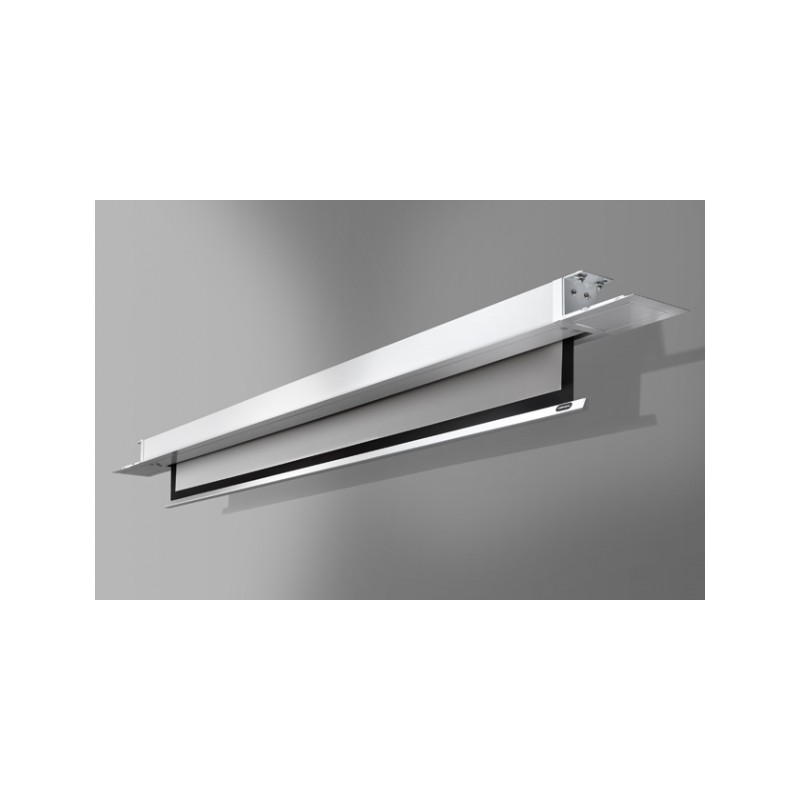 Built-in screen on the ceiling ceiling motorised PRO 280 x 210 cm - image 12475