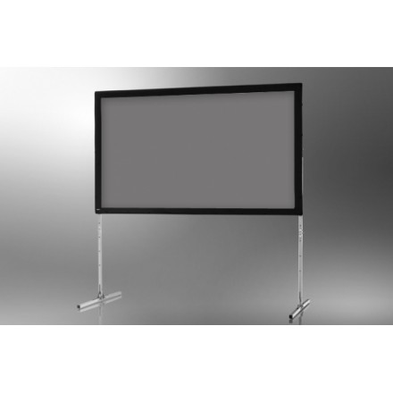 Projection screen on frame ceiling 'Mobile Expert' 244 x 152 cm, projection by l, rear