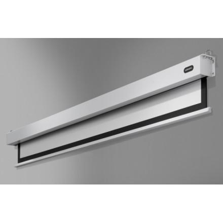 A soffitto motorizzato PRO PLUS 220 x schermo di proiezione 124 cm