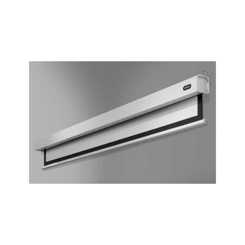 A soffitto motorizzato PRO più schermo di proiezione di 300 x 300cm