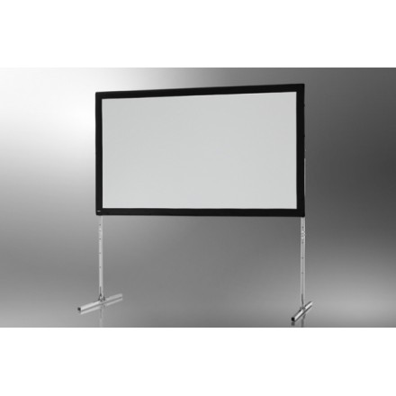 Projection screen on frame ceiling 'Mobile Expert' 203 x 127 cm, projection from the front