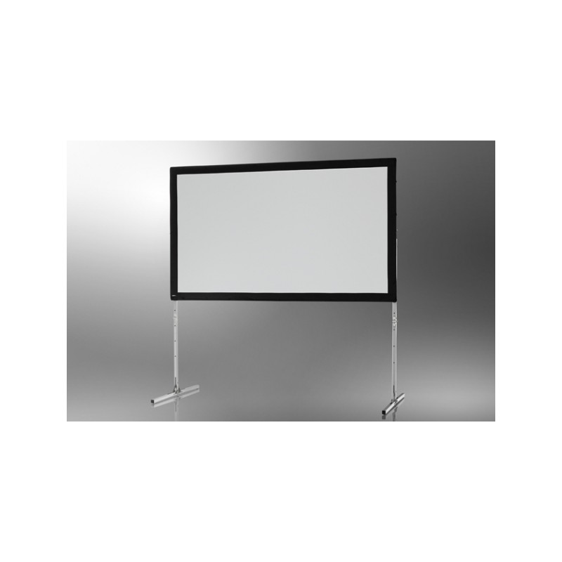 Projection screen on frame ceiling Mobile Expert 244 x 152 cm, projection from the front