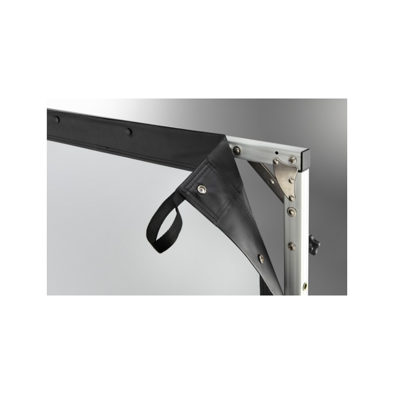 Projection screen on frame ceiling Mobile Expert 244 x 152 cm, projection from the front - image 12783