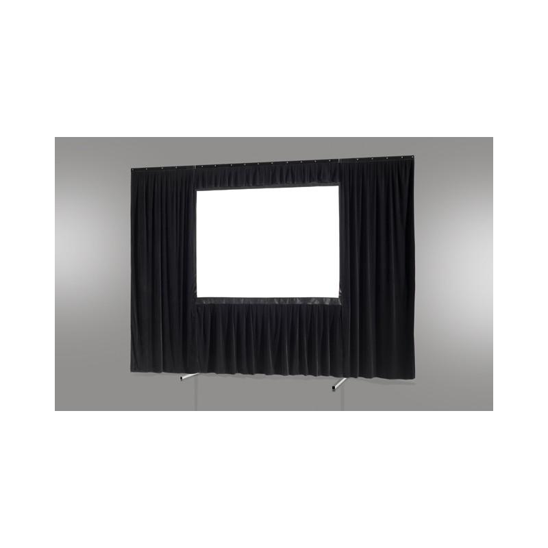 Kit de rideau 4 pièces pour les écrans celexon Mobile Expert 305 x 172 cm - image 12842