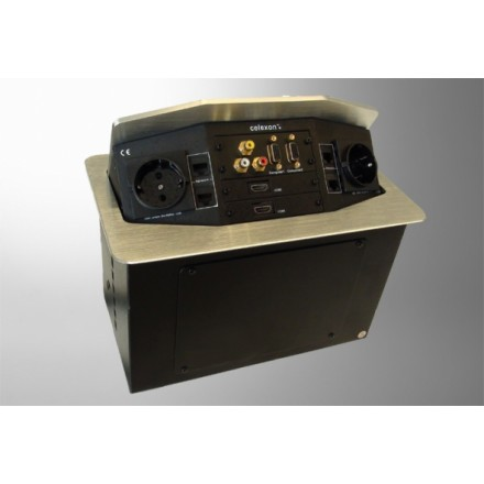 Boitier de table celexon Expert TA-300S