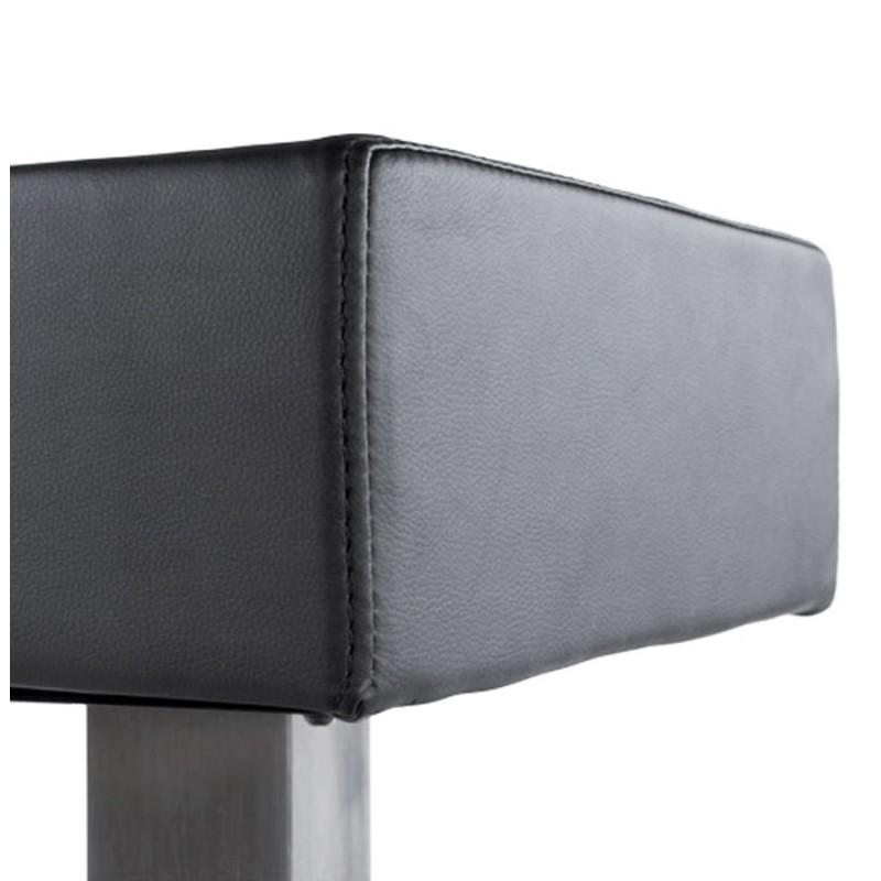 Design swivel bar stool OISE rotary (black) - image 16648