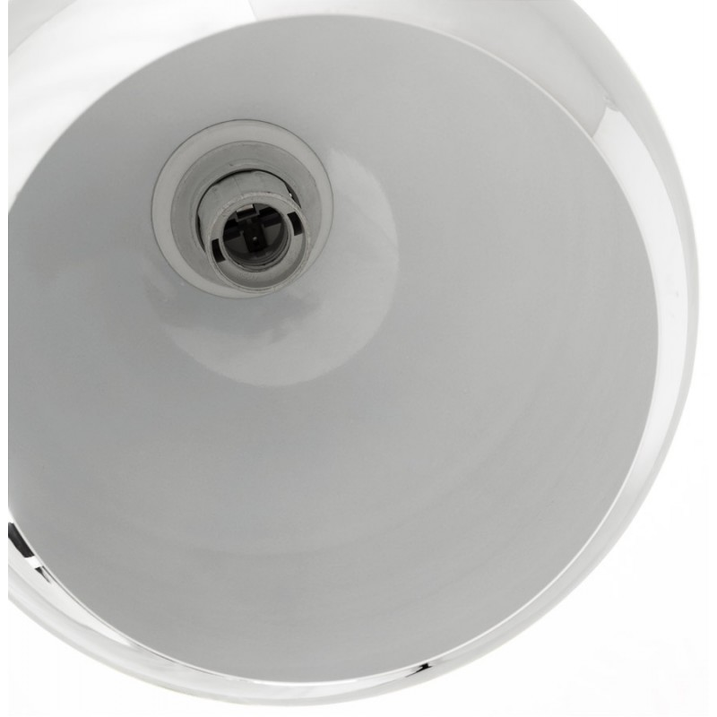 Lampe sur pied design MOEROL SMALL CHROME en acier chromé (moyenne et chromé) - image 16946