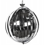 MOINEAU CHROME design pendant lamp metal (chrome)