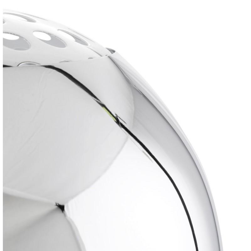 Lampe à suspension design ARRENGA en métal (chromé) - image 17261