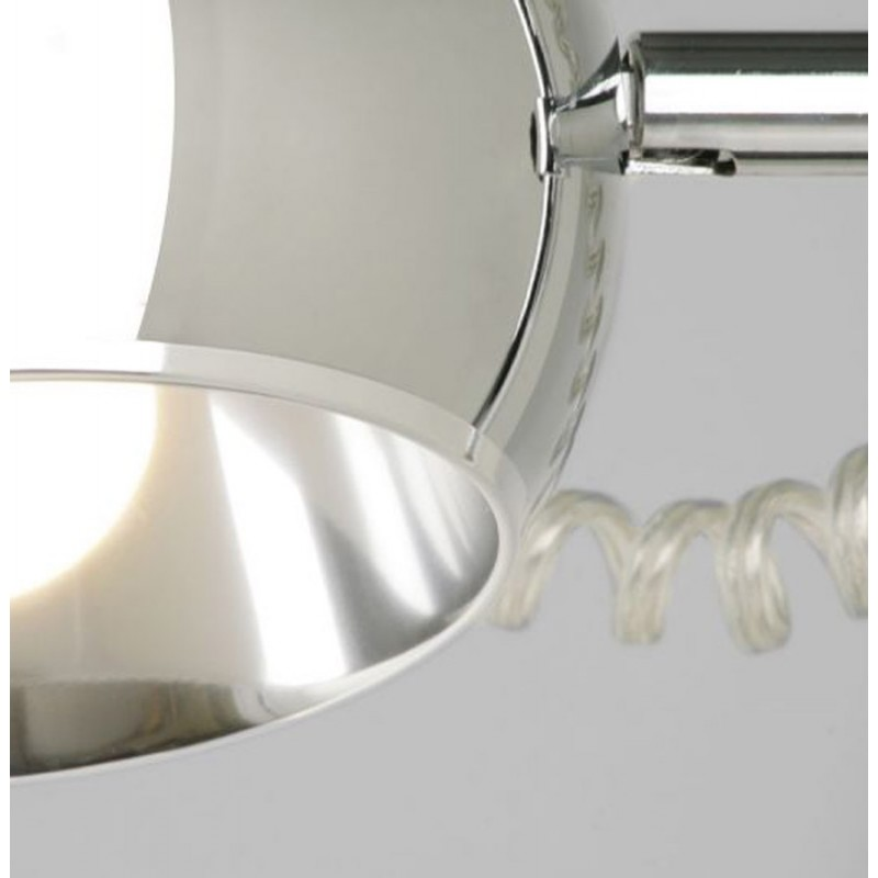 Design Tischlampe BATARA Metall (Chrom) - image 17359