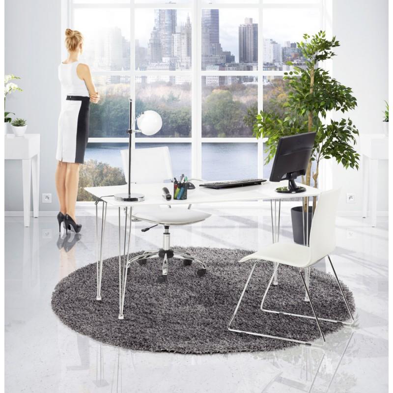 Design Tischleuchte BATARA Metall (weiß) - image 17369