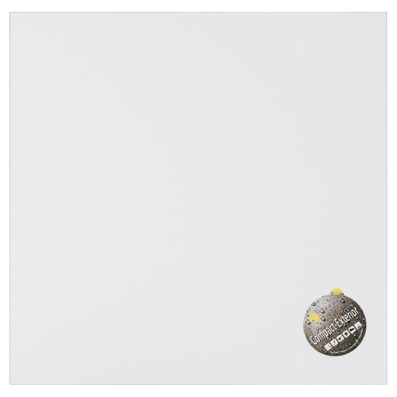 Piazza superiore del tavolo quadrato VERA polimero (60cmX60cmX3cm) (bianco) - image 17417