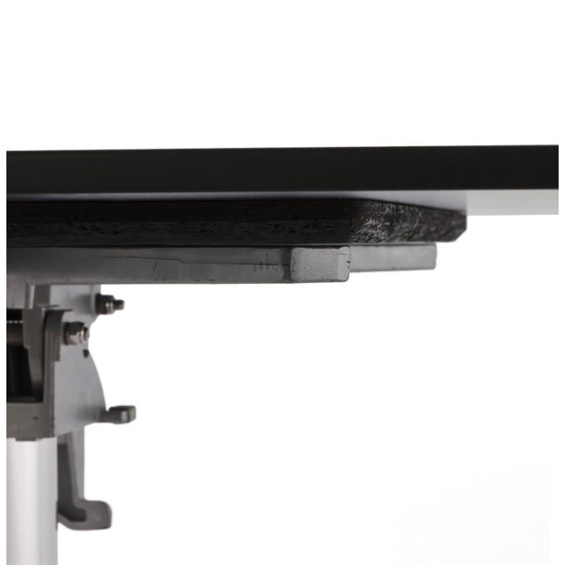 Piazza superiore del tavolo quadrato VERA polimero (60cmX60cmX3cm) (bianco) - image 17421