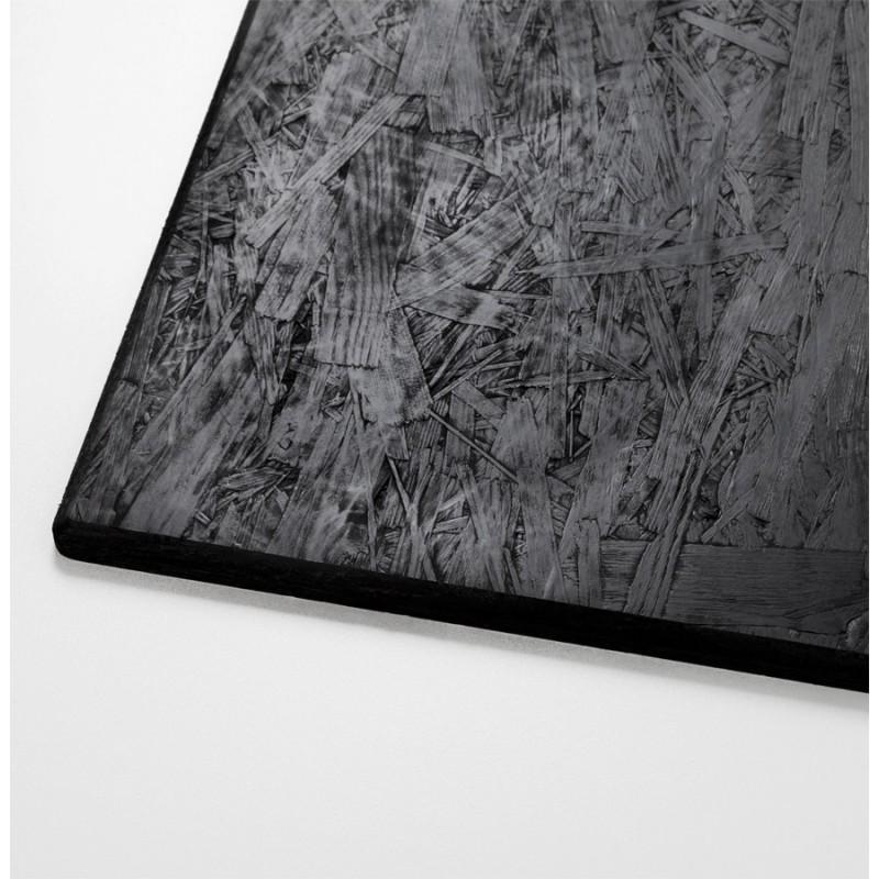 Plateau de table VERA rond en polymère (60cmX60cmX3cm) (blanc) - image 17431
