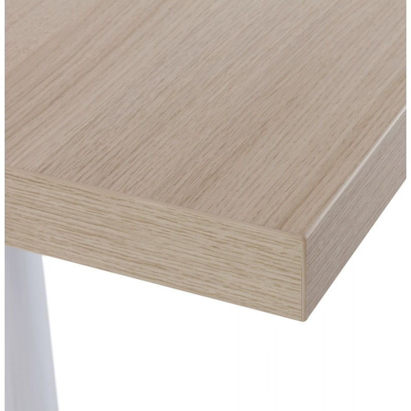 Plateau de table jasmine carr en bois 68cmx68cmx5cm - Plateau table carre ...
