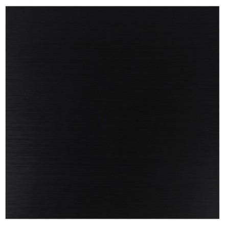 ROSA table top square wood or derivatives (70cmX70cmX3cm) (black)
