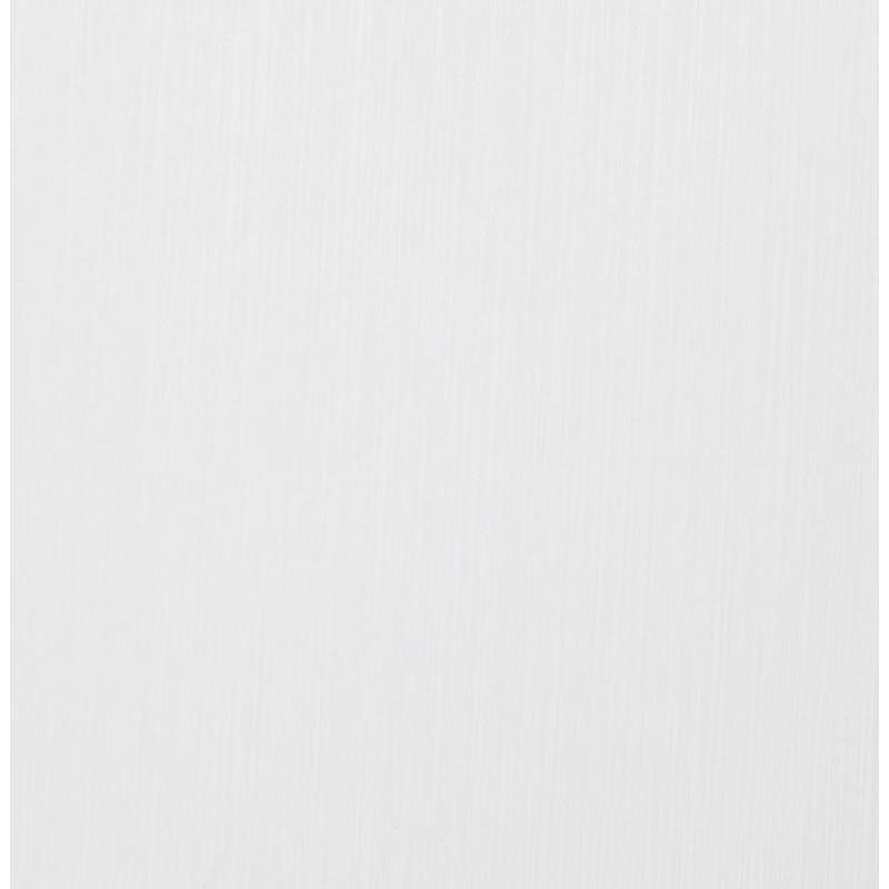 Plateau de table ROSA en bois ou dérivés (70cmX70cmX3cm) (blanc) - image 17583