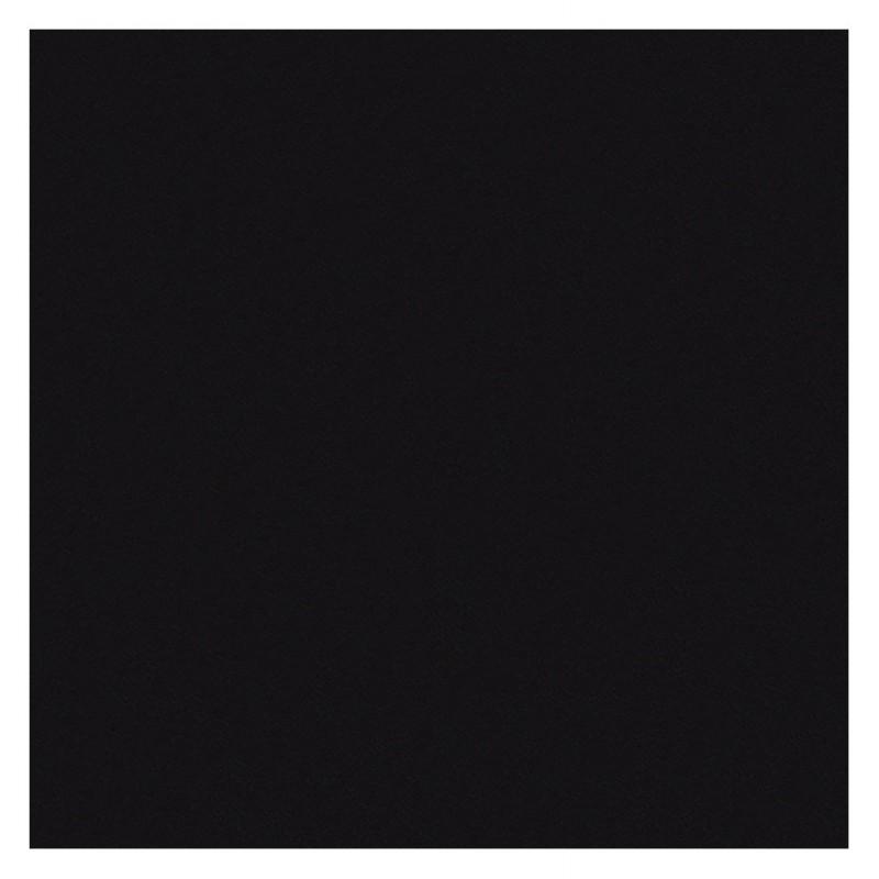 Plateau de table LEA carré en bois stratifié grand modèle (70cmX70cmX2cm) (noir)