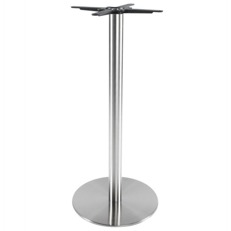 Pied de table WIND rond sans plateau en métal (50cmX50cmX110cm) (acier) - image 17662