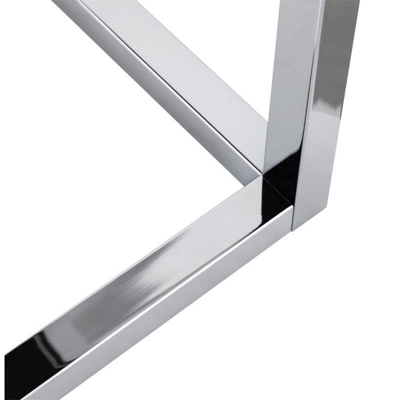 KVADRA side table wooden or derived (black) - image 17836